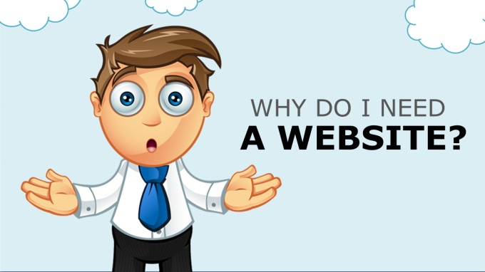 Why Should You Have a Website?